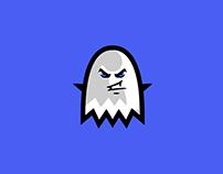 Ghost Concept Logo