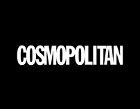 Cosmopolitan Magazine | Motion Graphics