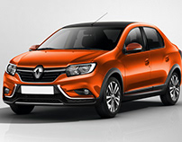Renault Logan Cross