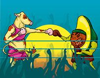 agro vs ganadería