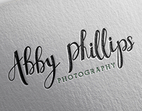 Abby Phillips Photography Branding