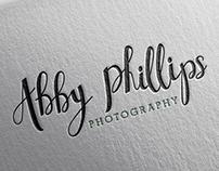 Abby Phillips Photography Branding