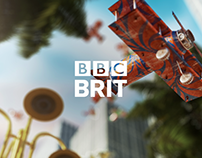MMMultiply - BBC Brit Channel Rebrand