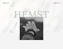 HEMST — e-commerce design