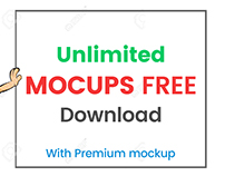 Unlimited Free Mockup Templates Download