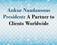 Ankur Gupta, President of Nandansons International: Sup