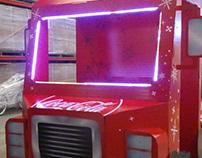 Camión Navideño