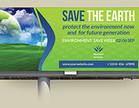 Environment / ECO Billboard Template