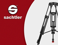 Sachtler - Website Design