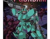 Retro V Gundam