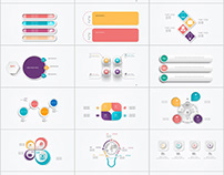 98+ Best infographics charts PowerPoint template