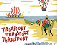 Transport, Transport, Transport