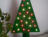 Electric Cheer Generator (LED Christmas Tree)