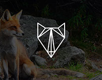 Rare Fox - Logo Design