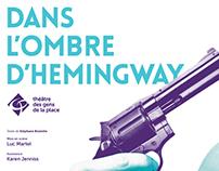 Dans l'ombre d'Hemingway — TGP 2015-2016