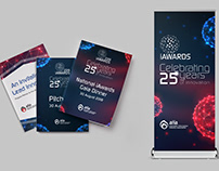 iAwards 2018 Print Programs and Roll-up Banners