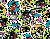 Ska Sticker Pack