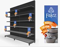 Falez stand