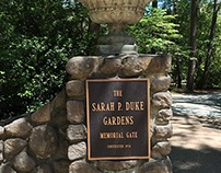 Sarah P. Duke Gardens, Duke University, Durham, N.C.