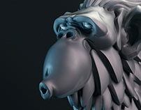 PROJECT ANIMAL SCULPT
