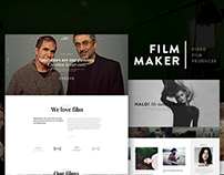 FilmMaker WordPress Theme - Beautheme