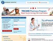 Express Scripts Digital Sites 2006-2011