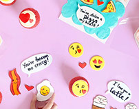 CBS: Say it with a Cupcake (Valentine's Catalog 2016)