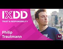 IXDD World Interaction Design Day with Philip