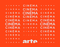 ARTE rentrée 2020 | Animated visual identity