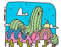 Illustrations for children/ilustraciones para niños