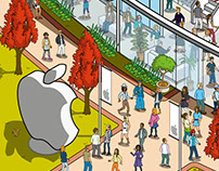 Find Tim Cook. Apple 40th Anniversary for MacFormat