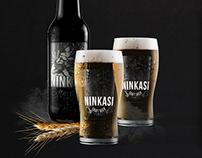 NINKASI / Craft beer / branding