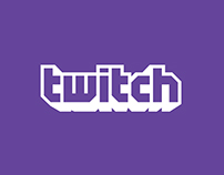 Twitch Logo Animation