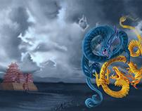 "Mythic chinese RPG ""Mandato del Cielo"""