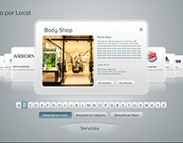Interactive Wayfinder for Shopping