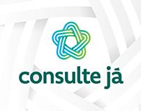 Consulte Já - Site e Identidade Visual
