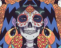 Cuervo Tradicional Día de Muertos Edition