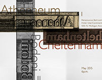 Transition of Typography Lecture Series    ('15)