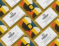 OMEGA / Brand Identity & Web Design