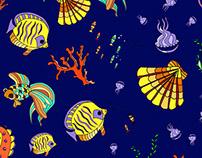Крапивина Ирина - Иллюстрации для микростоков в AI