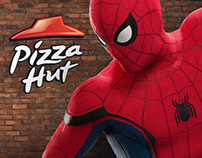 "Pizza Hut - ""Spider-Man: Homecoming"""