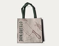 Don Cutelo - Visual Identity