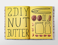 Pip & Nut Cook Book - B&B Studio