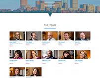 Zaffre Investments Website Design