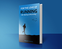 For the love of running - Book Cover