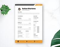 Free Resume by Suhama99