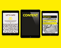 Content Magazine - history and future of printed media
