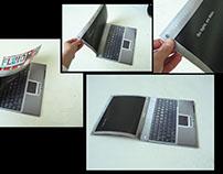 Print: Dell - So light, so thin