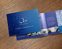 Polikinika OXY Website & Brochure