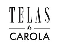 Telas de Carola / Logo y Papelería